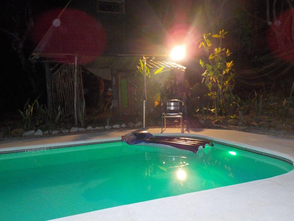 20 Pool at Night