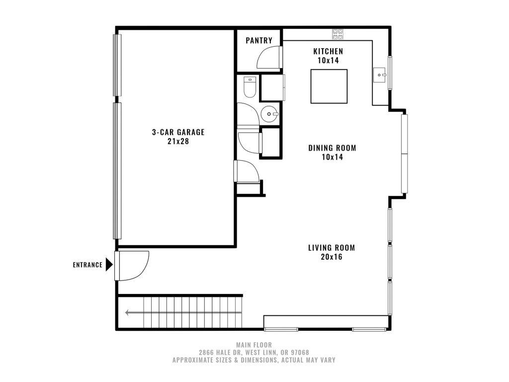 30 Main Floor