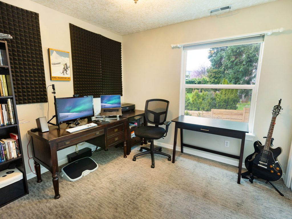 15 Office Bedroom