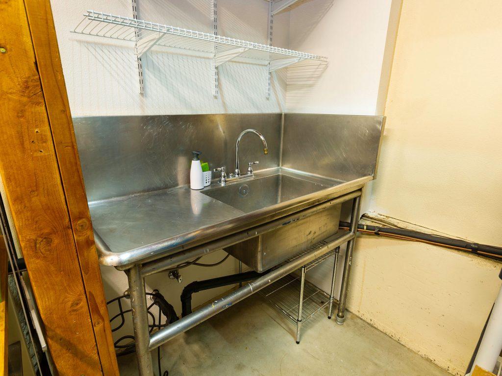 27 Utility Sink