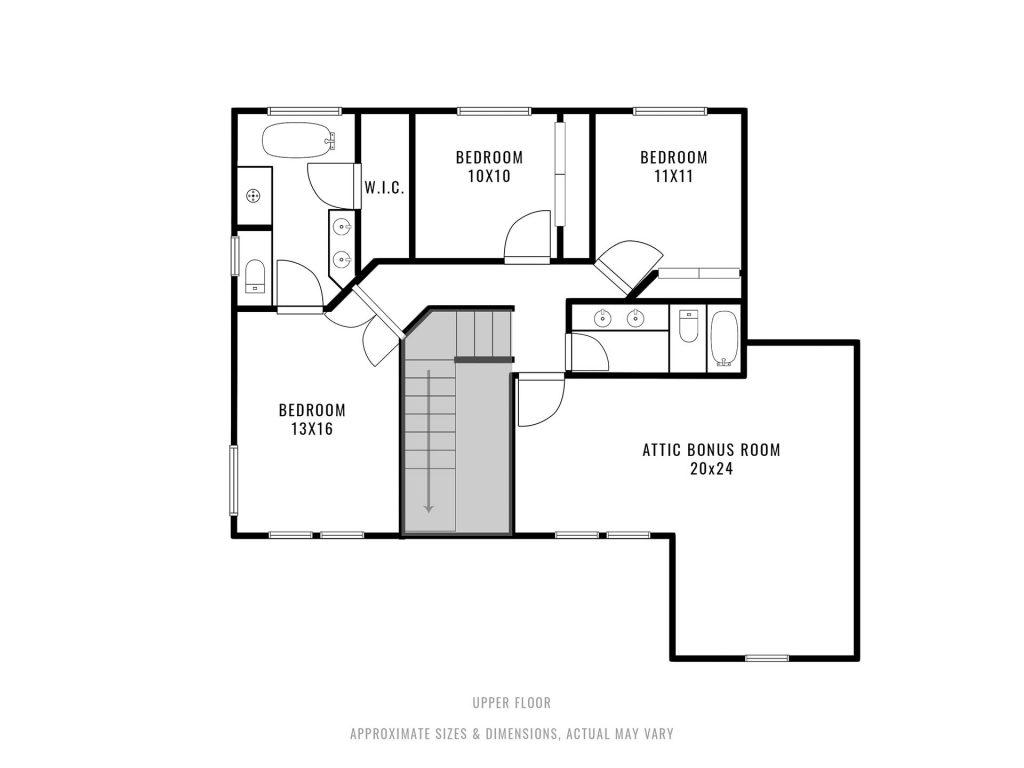 32 Floor Plan