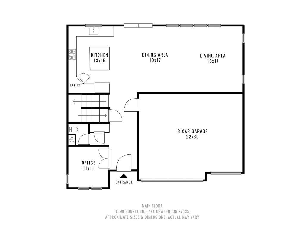31 Main Floorplan